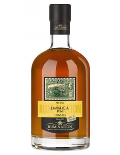 Rum Jamaica 5 anni Pot Still Rum Nation