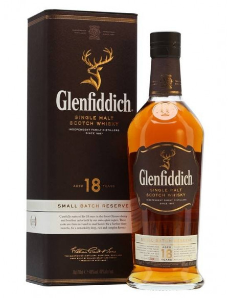 Whisky 18 Anni Glenfiddich