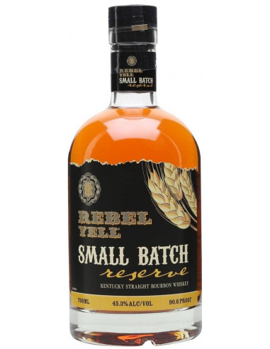 Whiskey Bourbon Small Batch Reserve Rebel Yell