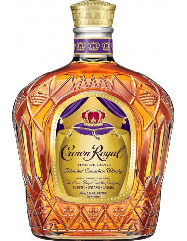 Whisky Deluxe Crown Royal