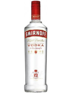 Vodka Red Smirnoff