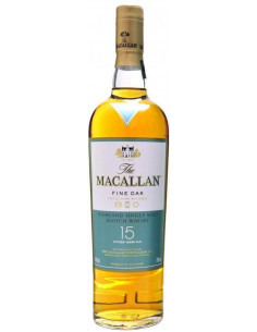 Whisky 15 Anni Fine Oak The Macallan