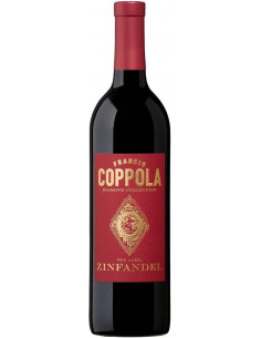 Zinfandel Red Label Francis Ford Coppola Winery