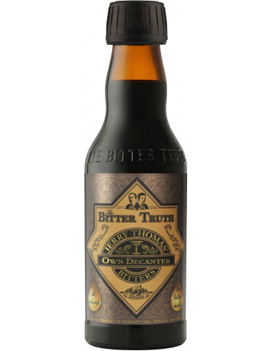 Jerry Thomas' Own Decanter Bitters The Bitter Truth