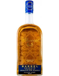 Gin Barrel Reserve Bluecoat
