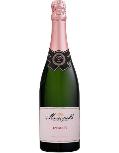 Spumante Brut Rosè VSQ Monsupello