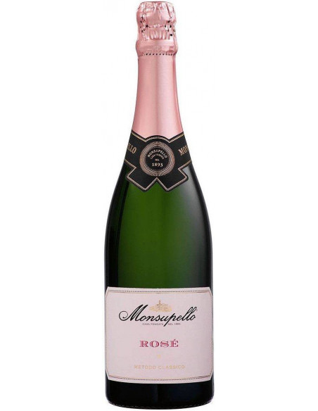 Spumante Brut Rosé VSQ Monsupello