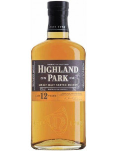 Whisky 12 Anni Highland Park