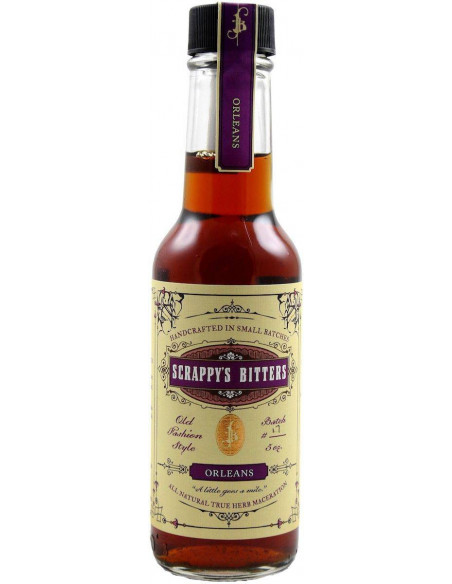Orleans Scrappy's Bitters