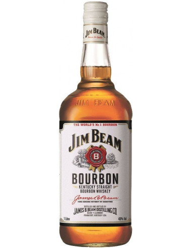 Whiskey Bourbon Jim Beam