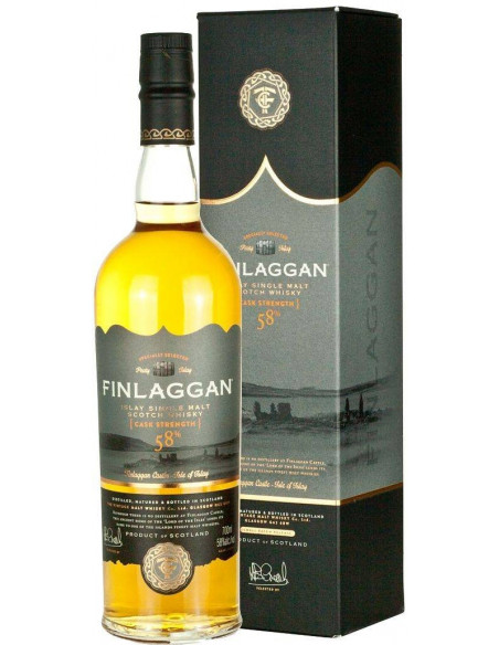 Whisky Cask Strength Finlaggan