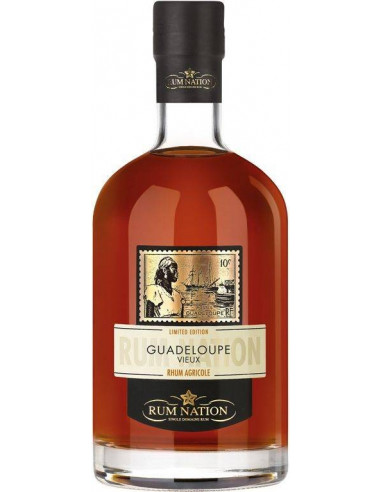Rum Guadeloupe Vieux Rum Nation