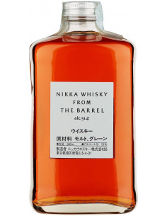 Whisky From the Barrel Nikka