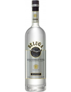 Vodka Beluga Mariinsk Distillery