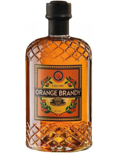 Orange Brandy Antica Distilleria Quaglia