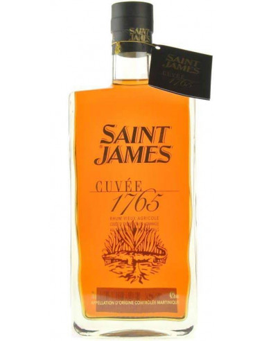 Rum Saint James Cuvée 1765 70cl