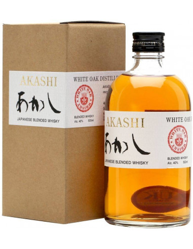 Whisky Blended Akashi