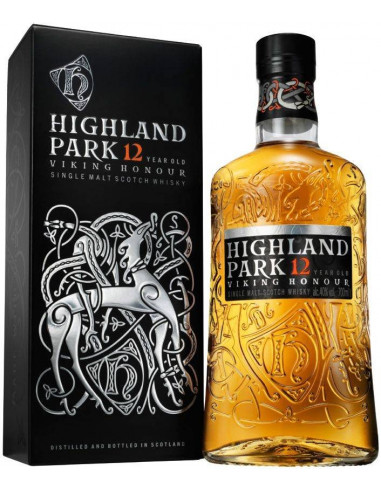 Whisky 12 anni Viking Honour Highland Park