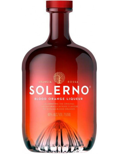 Liquore Blood Orange Solerno