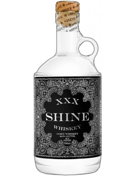 Whisky XXX Shine White Philadelphia Distilling