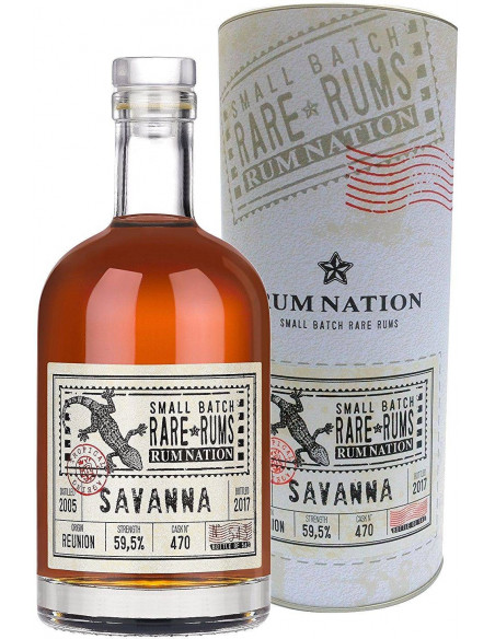 Rum Savanna Rum Nation