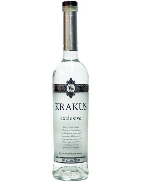 Vodka Exclusive Krakus