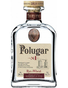 Vodka N. 1 Rye & Wheat Polugar