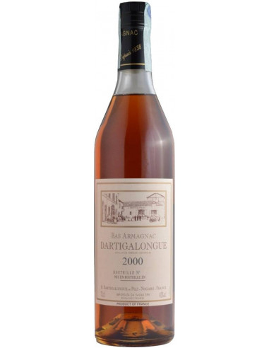 Bas Armagnac AOC Dartigalongue 2000
