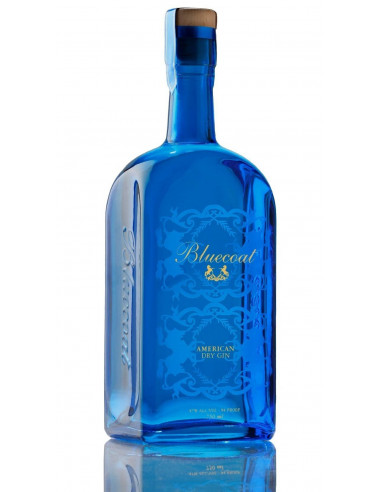 GIN AMERICA DRY BLUECOAT 70 CL 47%