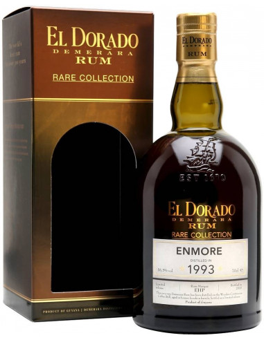 Rum El Dorado Rare Collection Enmore Demerara Distillers