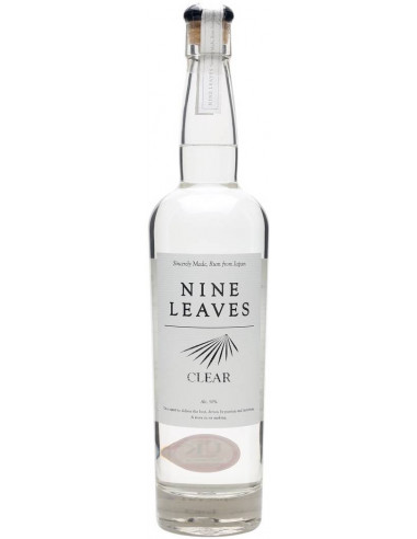 Rum Clear Nine Leaves