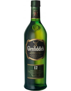 Whisky 12 anni Glenfiddich