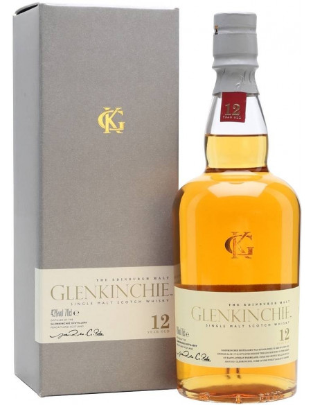 Whisky 12 anni Glenkinchie