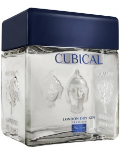 Gin Cubical Premium William & Humbert