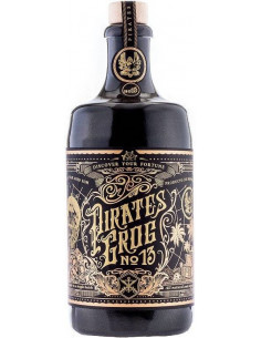 Rum No.13 Pirate's Grog