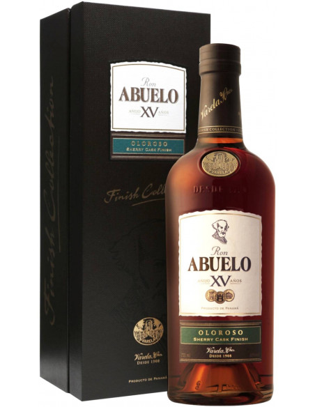Rum Finish Collection Oloroso 15 anni Abuelo