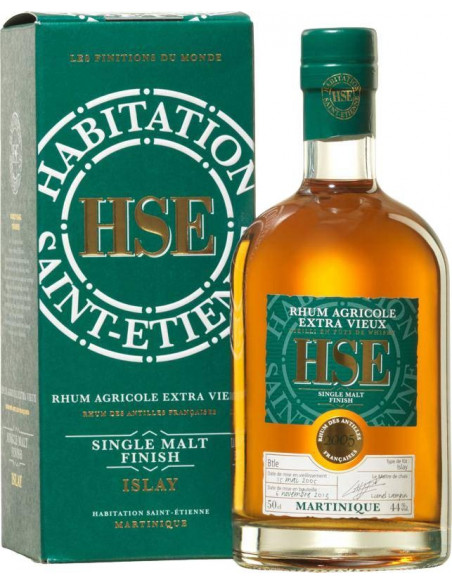 Rum Islay Finish Extra Vieux Agricole Saint Etienne 2005