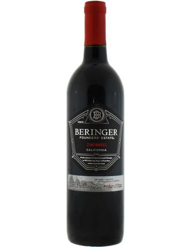 Zinfandel Founders' Estate Beringer