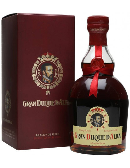 Brandy Gran Duque d'Alba Williams & Humbert