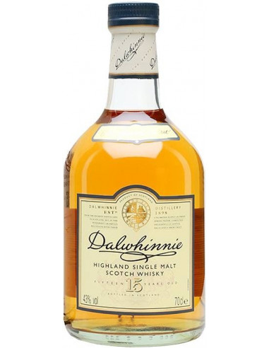 Whisky 15 anni Dalwhinnie