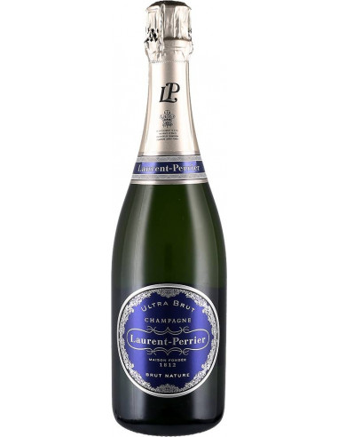"Laurent-Perrier-Champagne Brut Nature ""Ultra Brut"""