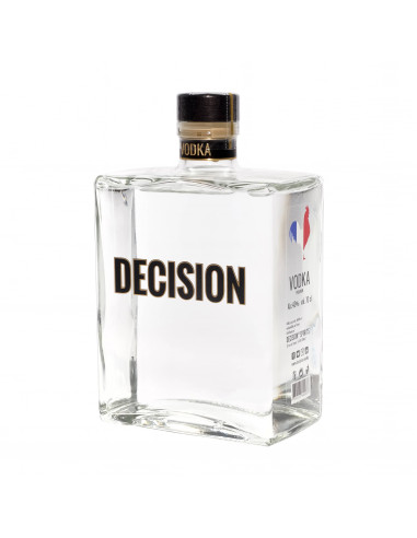 Vodka Decision 0.70 cl