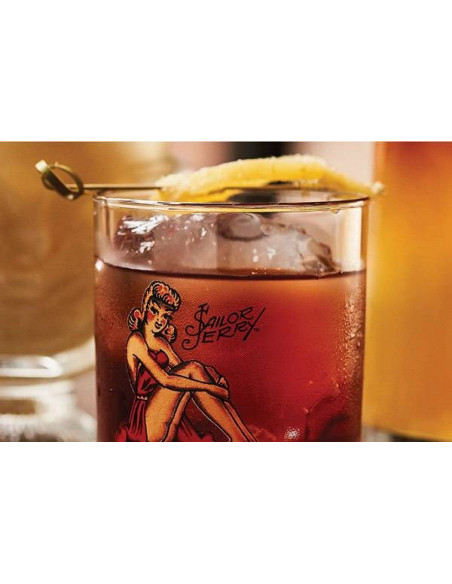 Sailor Jerry spiced rum 70 cl 40%