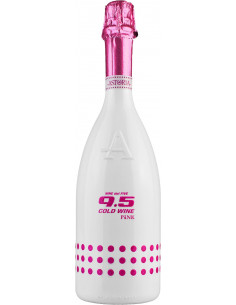 Spumante 9.5 Pink Extra Dry...