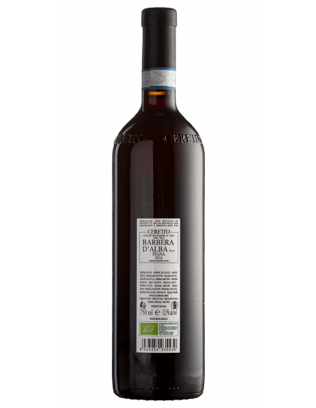 Piana Barbera d'Alba Ceretto - Enoteca Telaro