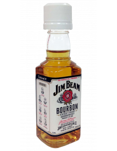 Bourbon Whiskey Jim Beam...