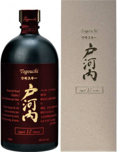Japanese Whisky 12 Years Old Togouichi