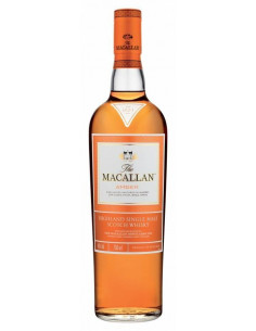 Single Malt Whisky Amber The Macallan