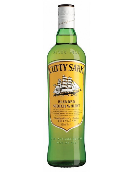 Whisky Blended Cutty Sark