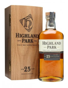 Whisky Highland Park 25 YO 70 cl